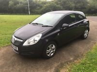 Vauxhall corsa 1.3 cdti 2008 (58) 1 owner, just serviced, low mileage, can help deliver!!