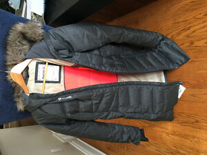 New reebok jacket with tag size large