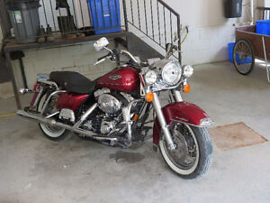 Harley Davidson Road King Classic Mint Condition
