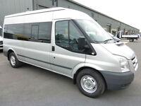 2009 Ford Transit 350 TREND LWB 15 seat Minibus, VERY LOW MILES, SUPERB ALROUND