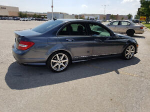 Beautifully Maintained 2013 Mercedes C350 Sport, Dealer Serviced