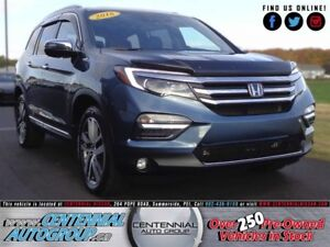 Honda Pilot Touring | Excellent Condition | One Owner |  2016