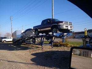 Moving and relocation of RVs,camper trailers,boats Can/US