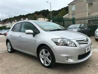 2011 61 Toyota Auris 1.6 V-Matic 2011MY SR Petrol 6 Speed Manual 1 Owner