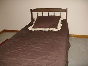 Single Bed, dresser and night table set