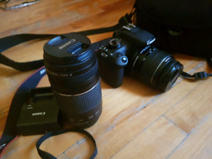 CANON T5 REBEL EOS
