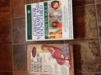 2 great books. Gift condition