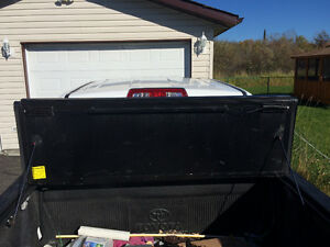 Tonneau cover Under cover flex