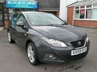2009 Seat Ibiza 1.4 Sport | Petrol | Manual | 5 door | Hatchback | Grey