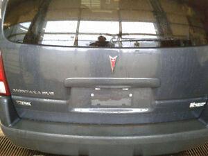 2008 Pontiac Montana Minivan - Same as Chevrolet Uplander!