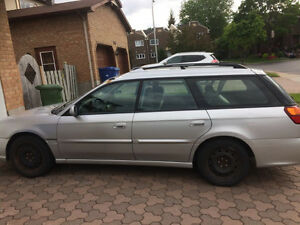 URGENT!! 2004 Subaru Legacy L Wagon