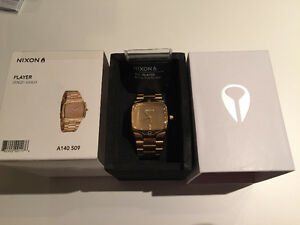 FS/FT: GOLD Nixon Player