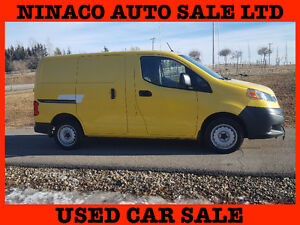 2014 Nissan NV200 S  Delivery Van BIG SALE $12.999 ALL INCLUDED