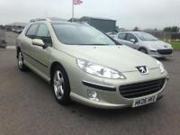 2006 Peugeot 407 SW 2.0 HDi Executive 5dr