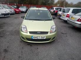 2007 Ford Fiesta 1.4 Style Climate 5dr