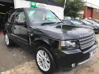 2012 (62) LAND ROVER RANGE ROVER 4.4 TDV8 WESTMINSTER 5DR AUTOMATIC