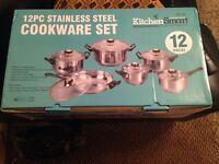 Cooking pots -pans