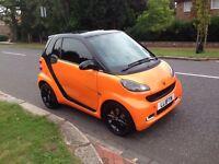 2011 SMART CAR Midnight orange edition # Limited edition # SATNAV # 1 years mot #