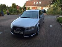 Audi A4 2.0 TDi 170 S Line Special Edition