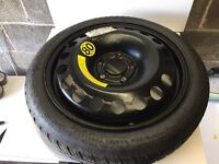Vauxhall Vectra spare wheel space saver