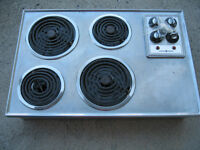 Table cuisson / Cook Top