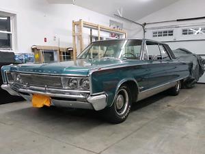 1966 Chrysler New Yorker --MOPAR--