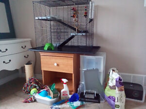 Rat / Rodent Cage & Accessories