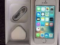iPhone 5s 16gb White & Gold EE/Orange Sim Locked Boxed