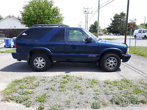 2005 GMC Jimmy VUS