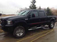 2007 F-350 Outlaw Edition Fully Loaded