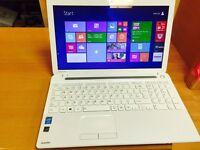 Veryfast like new 8GB Toshiba satellite HD window8, Microsoft office,kodi installed,ready to use,
