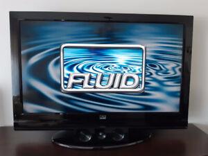 Télévision marque Fluid ( Fabriquant LG )