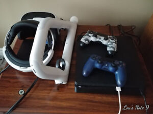 PS4 Slim 1TB With PS VR Bundle
