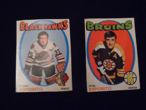 Esposito Brothers Hockey Cards Cambridge Kitchener Area image 1