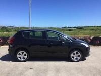 2012 Peugeot 3008 Crossover 1.6 HDI FAP Active Manual Hatchback