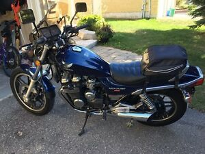 1985 CB650 for sale