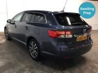 2015 TOYOTA AVENSIS 2.0 D 4D Icon Business Edition 5dr