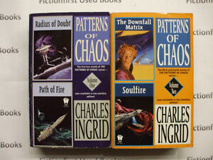 """Patterns of Chaos Novels"" by: Charles Ingrid"