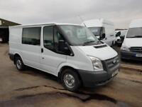 Ford Transit 2.2TDCi ( 100PS ) ( EU5 ) 280S ( Low Roof ) Double Cab / crew van