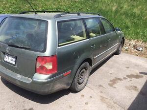 2003 Volkswagen Passat 1.8T Familiale
