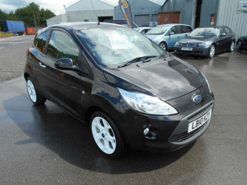 ford ka 1 3tdci 2010 5my titanium in swansea gumtree. Black Bedroom Furniture Sets. Home Design Ideas