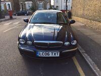 Jaguar X-type 2006 2.5 V6 Petrol **SAT NAV** **HEATED SEATS**