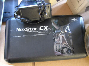 "Used Vantec NexStar CX External 3.5"" Hard Drive Enclosure USB 2"