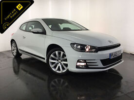 2016 VOLKSWAGEN SCIROCCO BLUEMOTION TECHNOLOGY 1 OWNER VW HISTORY FINANCE PX