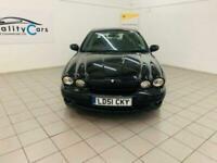 2001 Jaguar X-Type 3.0 V6 Sport (AWD) 4dr Saloon Petrol Manual