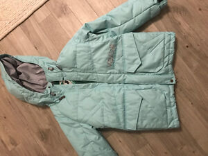 Small Volcom Down-filled Jacket