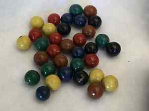 Chinese Checkers game and clay marbles Cambridge Kitchener Area image 3