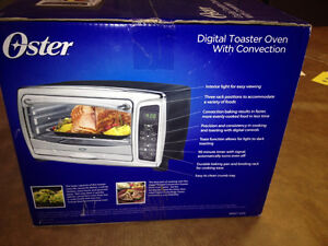 Brand New Oster Digital Toaster with Convection for Sale