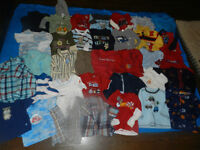 6 boxes of boys size 12 - 24 months - ONLY $100 OBO