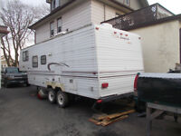 SEPAERATION SALE 1999 Eagle by Jayco 26 foot